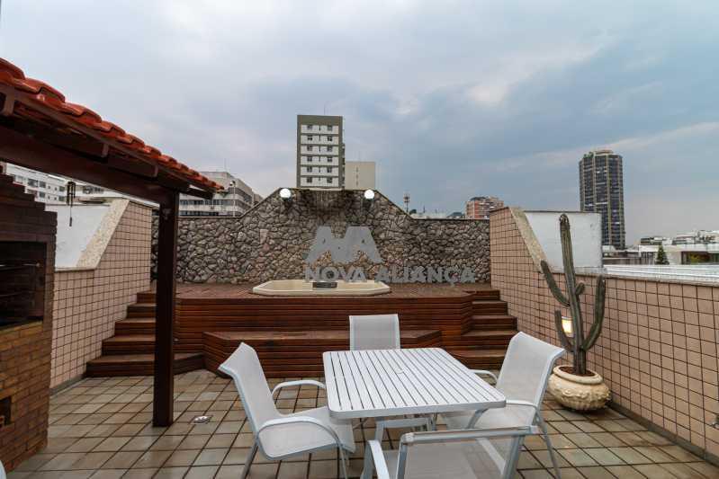 área externa - Cobertura à venda Rua Humberto de Campos,Leblon, Rio de Janeiro - R$ 4.995.000 - NICO40152 - 29