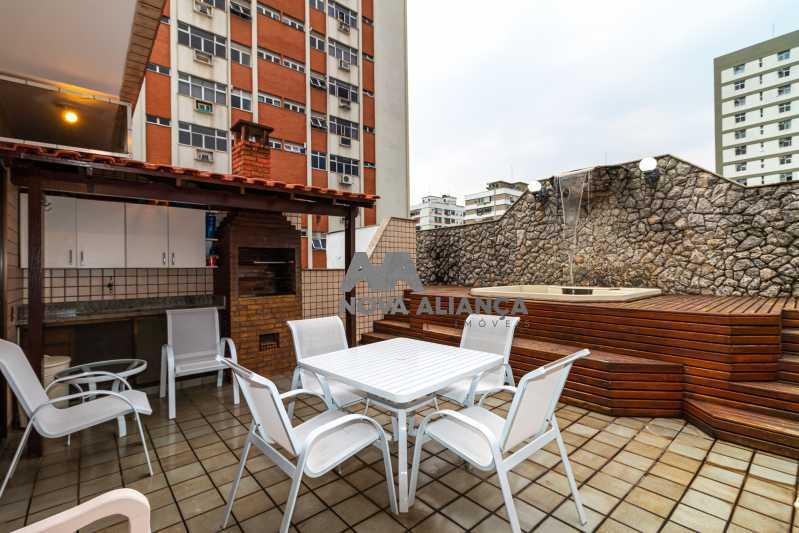 área externa - Cobertura à venda Rua Humberto de Campos,Leblon, Rio de Janeiro - R$ 4.995.000 - NICO40152 - 30