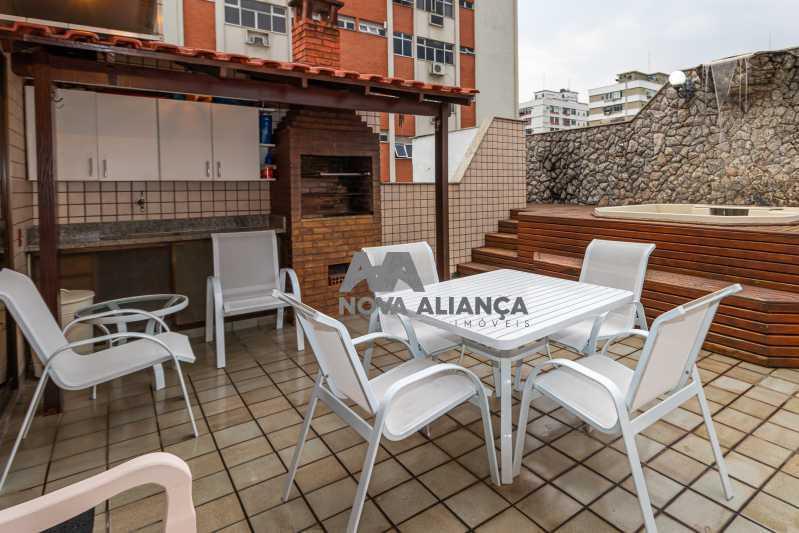 área externa - Cobertura à venda Rua Humberto de Campos,Leblon, Rio de Janeiro - R$ 4.995.000 - NICO40152 - 27