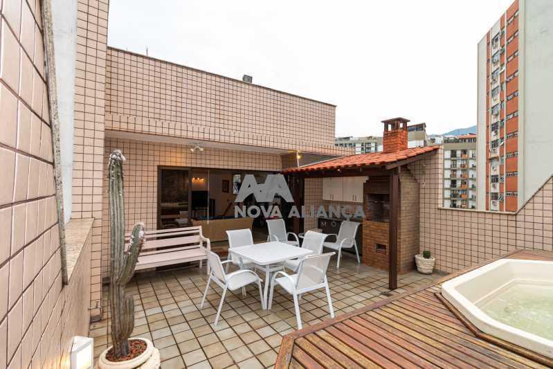área externa - Cobertura à venda Rua Humberto de Campos,Leblon, Rio de Janeiro - R$ 4.995.000 - NICO40152 - 31