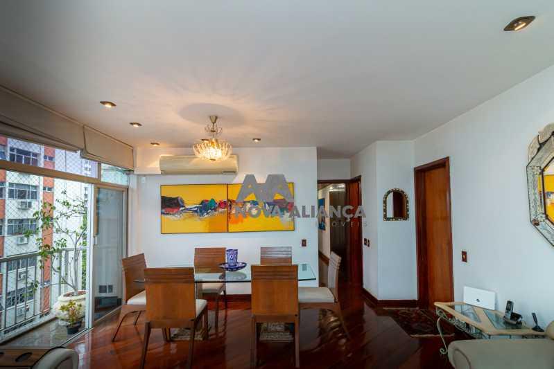 sala - Cobertura à venda Rua Humberto de Campos,Leblon, Rio de Janeiro - R$ 4.995.000 - NICO40152 - 13