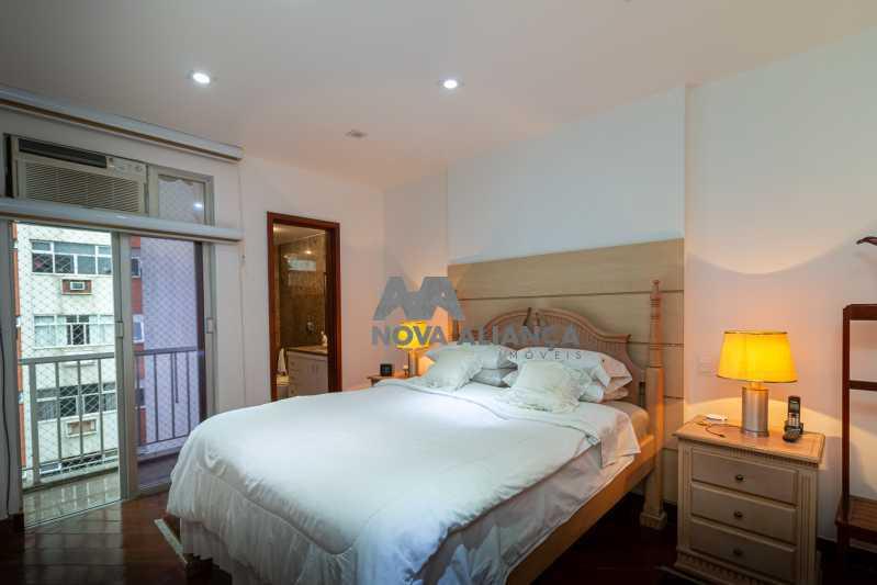 quarto - Cobertura à venda Rua Humberto de Campos,Leblon, Rio de Janeiro - R$ 4.995.000 - NICO40152 - 16