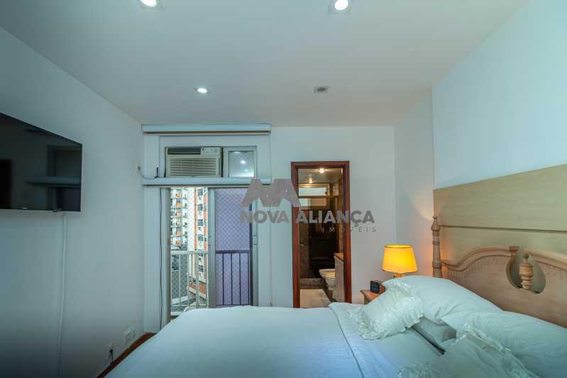 quarto - Cobertura à venda Rua Humberto de Campos,Leblon, Rio de Janeiro - R$ 4.995.000 - NICO40152 - 17