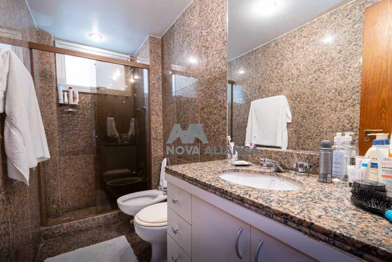 banheiro - Cobertura à venda Rua Humberto de Campos,Leblon, Rio de Janeiro - R$ 4.995.000 - NICO40152 - 18