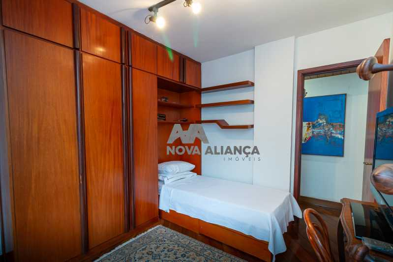 quarto - Cobertura à venda Rua Humberto de Campos,Leblon, Rio de Janeiro - R$ 4.995.000 - NICO40152 - 21