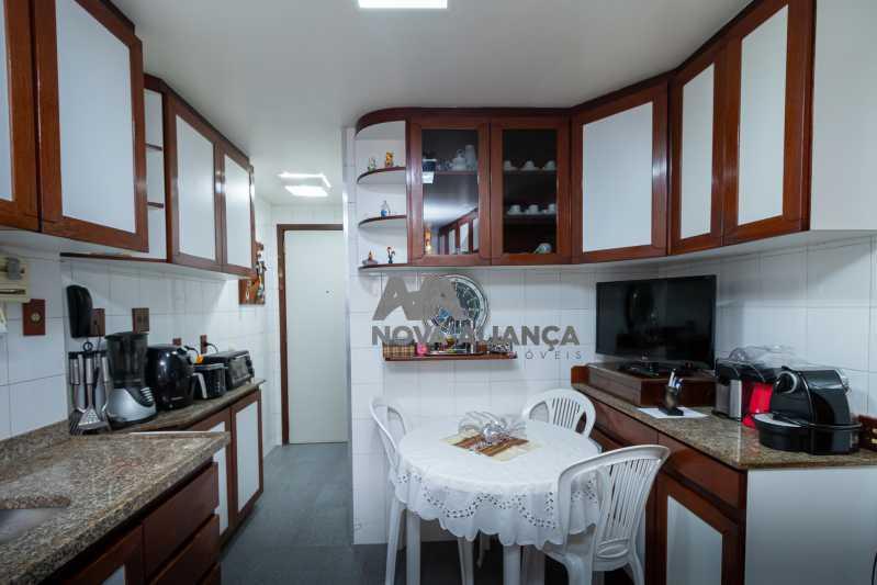 cozinha - Cobertura à venda Rua Humberto de Campos,Leblon, Rio de Janeiro - R$ 4.995.000 - NICO40152 - 25