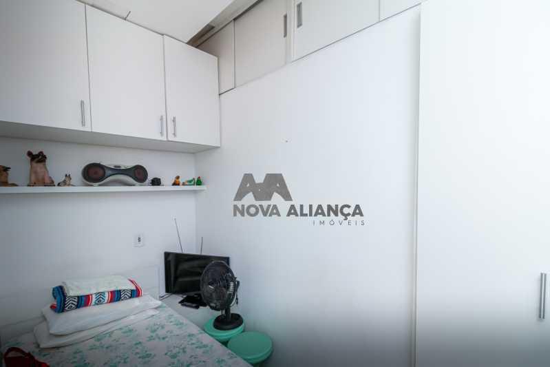 dependência - Cobertura à venda Rua Humberto de Campos,Leblon, Rio de Janeiro - R$ 4.995.000 - NICO40152 - 26
