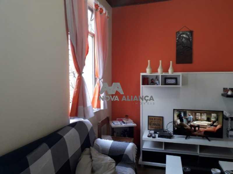 12 - Casa de Vila 2 quartos à venda Glória, Rio de Janeiro - R$ 370.000 - NFCV20033 - 1