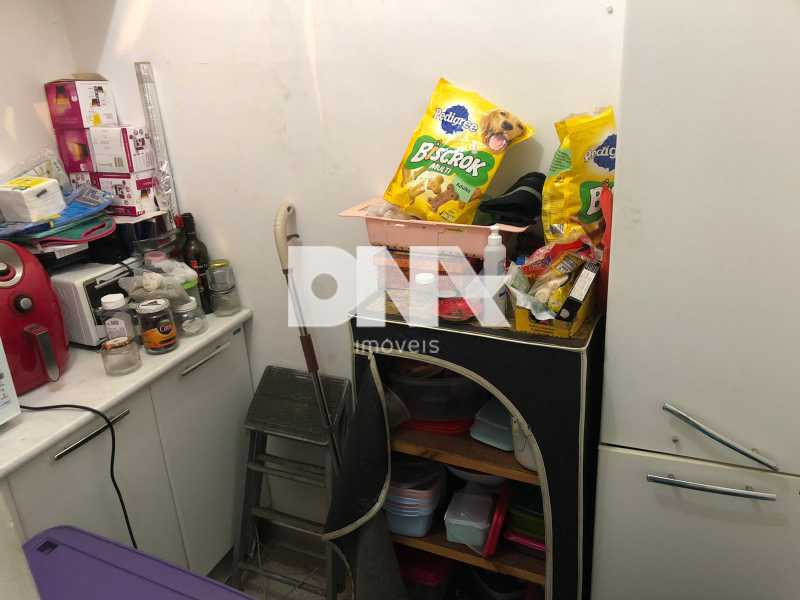 Dependência apartamento Tijuca - Tijuca 3 quartos próximo ao metrô - NTAP31583 - 26