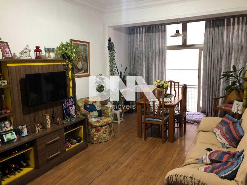 Sala apartamento Tijuca - Tijuca 3 quartos próximo ao metrô - NTAP31583 - 5