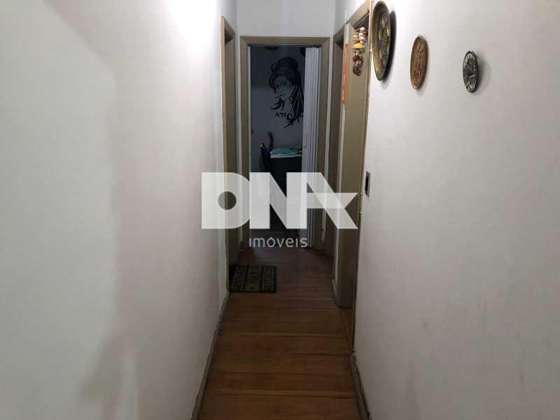 Circulação apartamento Tijuca - Tijuca 3 quartos próximo ao metrô - NTAP31583 - 10