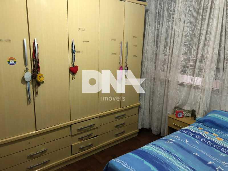 Quarto 1 apartamento Tijuca - Tijuca 3 quartos próximo ao metrô - NTAP31583 - 12