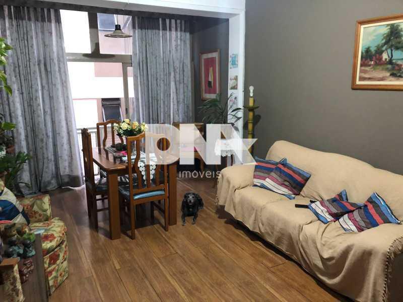 Sala apartamento Tijuca - Tijuca 3 quartos próximo ao metrô - NTAP31583 - 6
