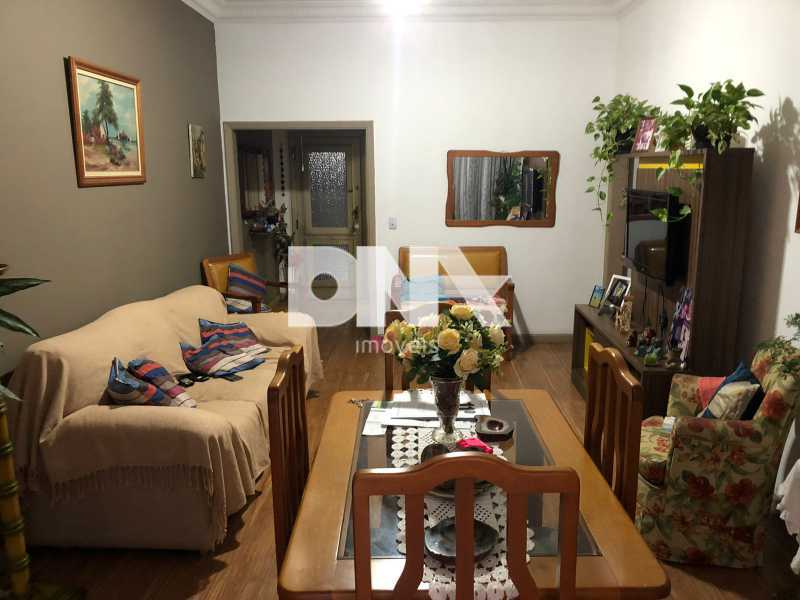 Sala apartamento Tijuca - Tijuca 3 quartos próximo ao metrô - NTAP31583 - 4