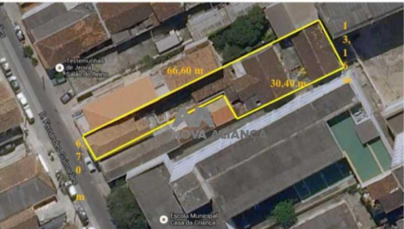 3 - Casa à venda Rua Fernandes Guimarães,Botafogo, Rio de Janeiro - R$ 1.500.000 - NBCA30048 - 4