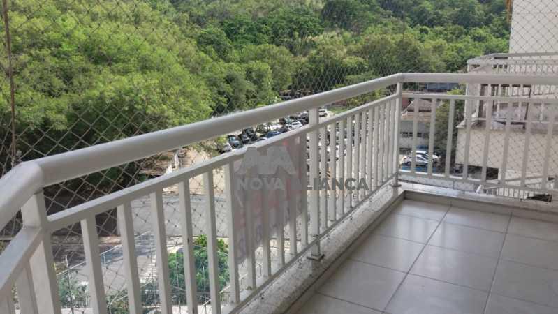 varanda - Apartamento à venda Avenida Marechal Rondon,São Francisco Xavier, Rio de Janeiro - R$ 290.000 - NTAP22015 - 3