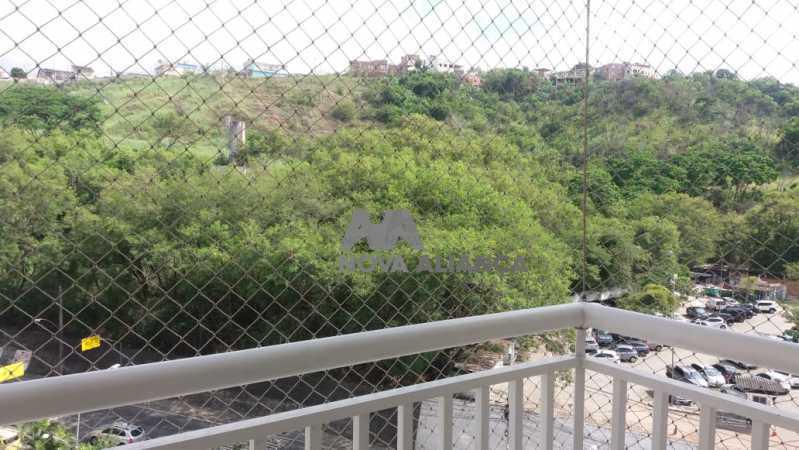 vista da varanda - Apartamento à venda Avenida Marechal Rondon,São Francisco Xavier, Rio de Janeiro - R$ 290.000 - NTAP22015 - 25