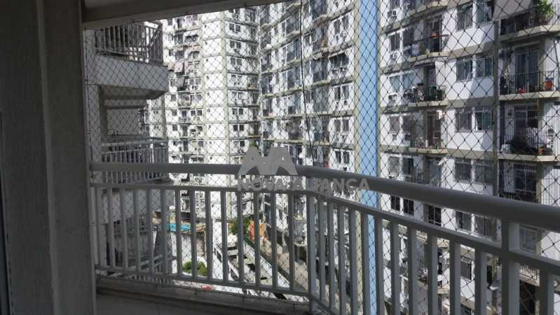 vista da varanda - Apartamento à venda Avenida Marechal Rondon,São Francisco Xavier, Rio de Janeiro - R$ 290.000 - NTAP22015 - 26