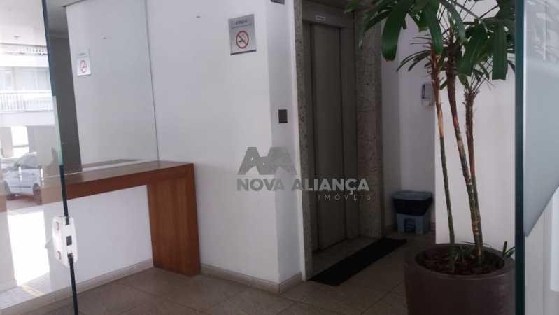 portaria do bloco - Apartamento à venda Avenida Marechal Rondon,São Francisco Xavier, Rio de Janeiro - R$ 290.000 - NTAP22015 - 29