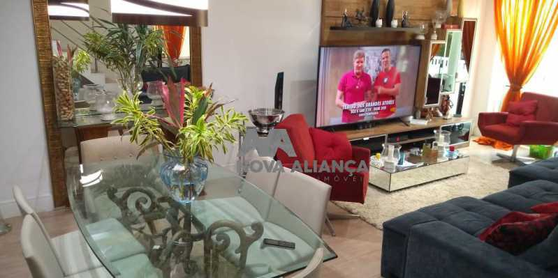 Sala 1-5 - Casa 4 quartos à venda Grajaú, Rio de Janeiro - R$ 1.220.000 - NTCA40071 - 7
