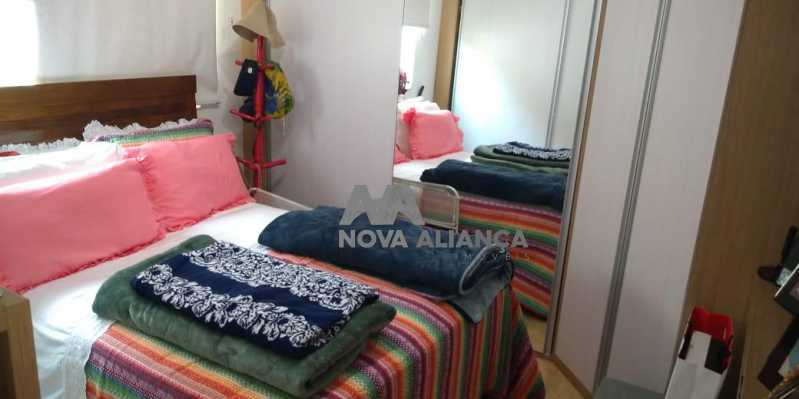 Quarto 3-2 - Casa 4 quartos à venda Grajaú, Rio de Janeiro - R$ 1.220.000 - NTCA40071 - 10