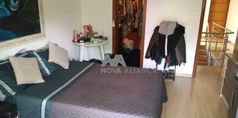 Quarto 5-1 - Casa 4 quartos à venda Grajaú, Rio de Janeiro - R$ 1.220.000 - NTCA40071 - 9