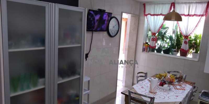 Sala Jantar 1-2 - Casa 4 quartos à venda Grajaú, Rio de Janeiro - R$ 1.220.000 - NTCA40071 - 13