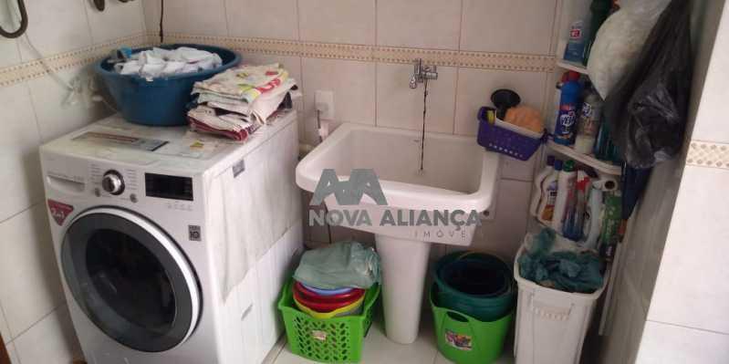 Área de Serviço 1-2 - Casa 4 quartos à venda Grajaú, Rio de Janeiro - R$ 1.220.000 - NTCA40071 - 15