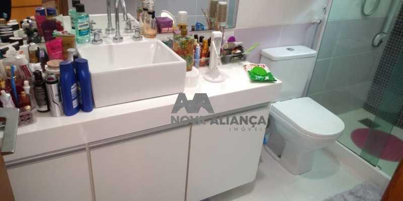 Banheiro 2-2 - Casa 4 quartos à venda Grajaú, Rio de Janeiro - R$ 1.220.000 - NTCA40071 - 17