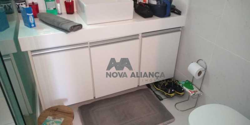 Banheiro 5-1 - Casa 4 quartos à venda Grajaú, Rio de Janeiro - R$ 1.220.000 - NTCA40071 - 16
