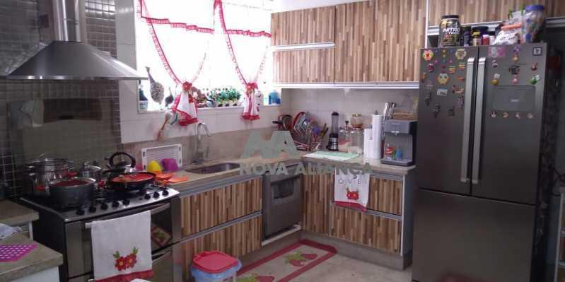 Cozinha 1-1 - Casa 4 quartos à venda Grajaú, Rio de Janeiro - R$ 1.220.000 - NTCA40071 - 14