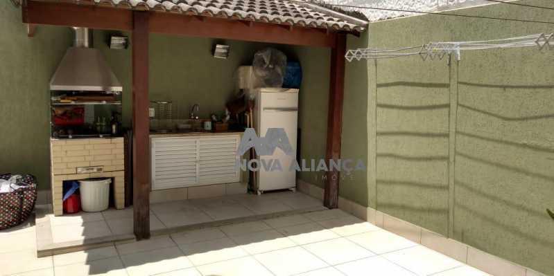 Churrasqueira 1-1 - Casa 4 quartos à venda Grajaú, Rio de Janeiro - R$ 1.220.000 - NTCA40071 - 5