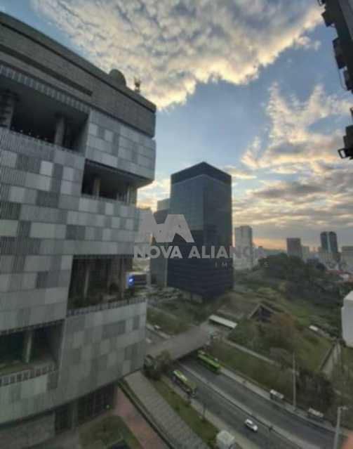 9 - Apartamento à venda Rua Senador Dantas, 117,Centro, Rio de Janeiro - R$ 230.000 - NBAP00624 - 18
