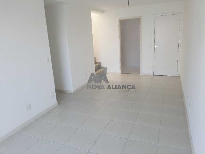 sala - Cobertura à venda Rua Araújo Pena,Tijuca, Rio de Janeiro - R$ 790.000 - NBCO20083 - 5