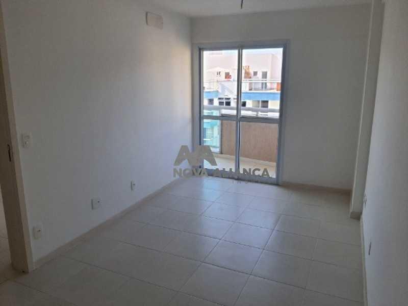 quarto - Cobertura à venda Rua Araújo Pena,Tijuca, Rio de Janeiro - R$ 790.000 - NBCO20083 - 4