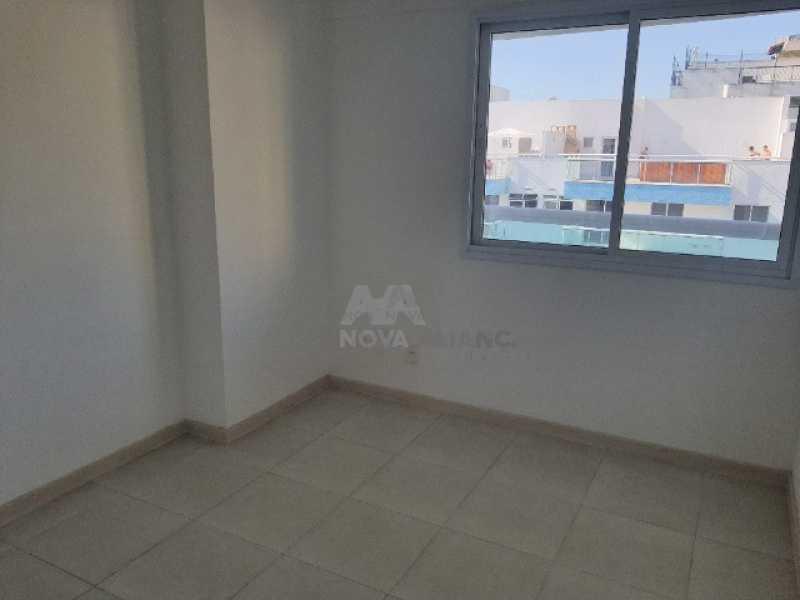 quarto - Cobertura à venda Rua Araújo Pena,Tijuca, Rio de Janeiro - R$ 790.000 - NBCO20083 - 6