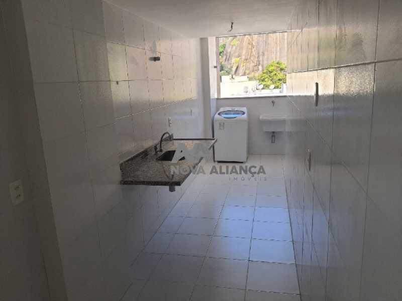 cozinha  - Cobertura à venda Rua Araújo Pena,Tijuca, Rio de Janeiro - R$ 790.000 - NBCO20083 - 16