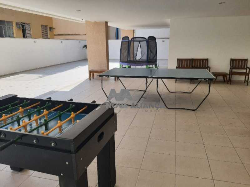 20 - Cobertura à venda Rua Araújo Pena,Tijuca, Rio de Janeiro - R$ 790.000 - NBCO20083 - 21