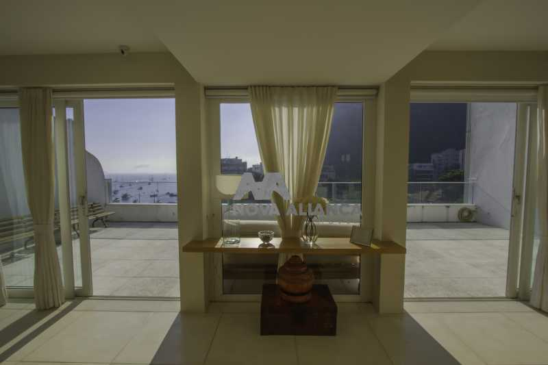 Fotos Urca 070 - Cobertura 3 quartos à venda Urca, Rio de Janeiro - R$ 5.450.000 - NBCO30223 - 1