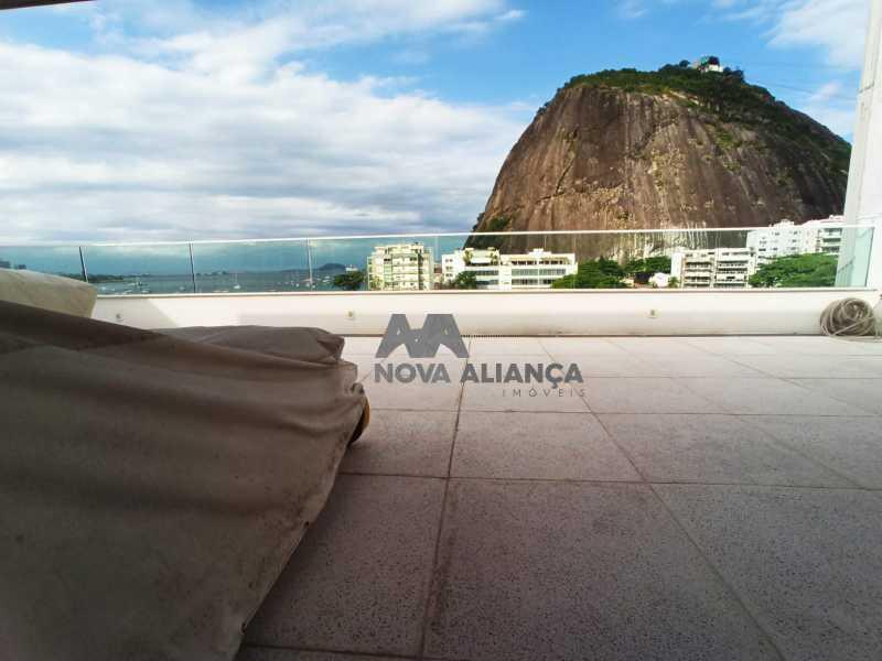 01a5fc9e-10e6-472d-a5f1-135ebe - Cobertura 3 quartos à venda Urca, Rio de Janeiro - R$ 5.450.000 - NBCO30223 - 5