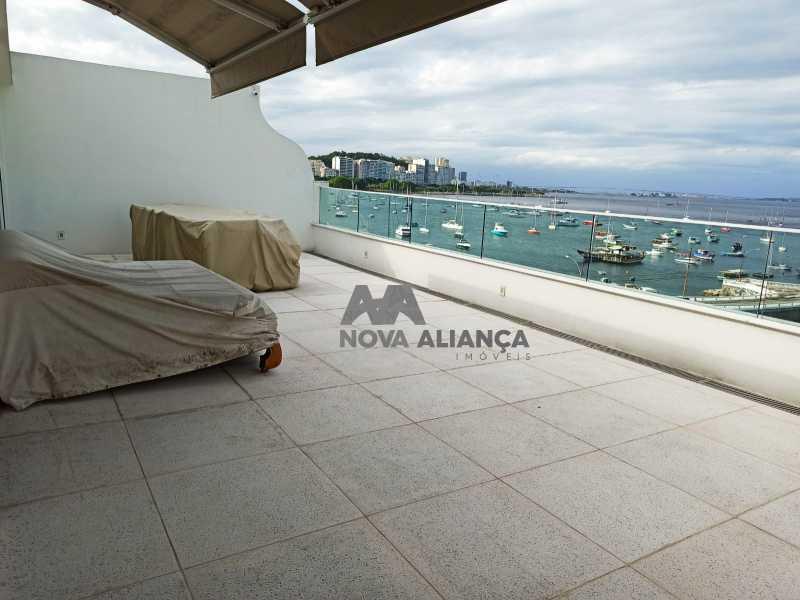 c032e482-3e3f-4bf0-8e62-9a04de - Cobertura 3 quartos à venda Urca, Rio de Janeiro - R$ 5.450.000 - NBCO30223 - 4