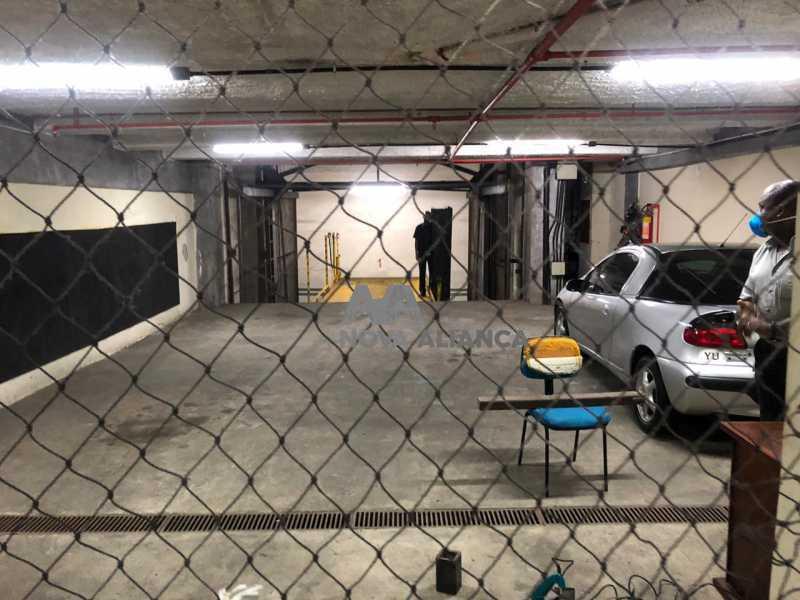 vaga1 - Vaga de Garagem 10m² à venda Rua General Ribeiro da Costa,Leme, Rio de Janeiro - R$ 40.000 - NCVG00031 - 1