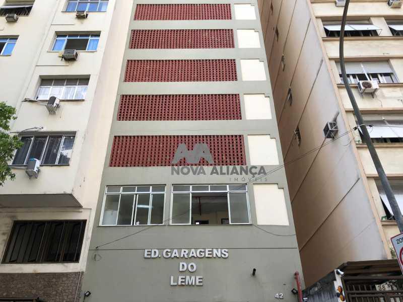 vaga13 - Vaga de Garagem 10m² à venda Rua General Ribeiro da Costa,Leme, Rio de Janeiro - R$ 40.000 - NCVG00031 - 13