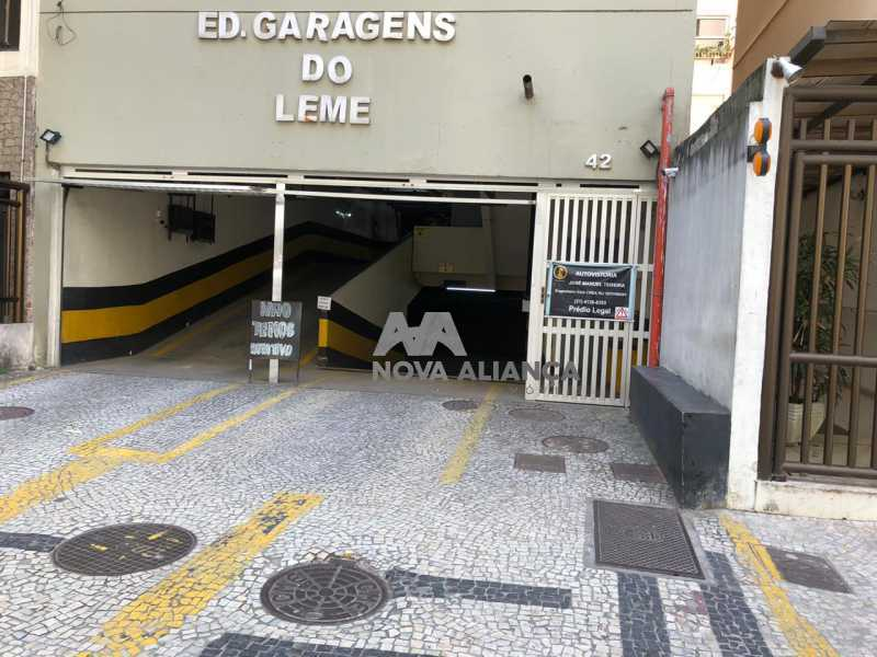 vaga14 - Vaga de Garagem 10m² à venda Rua General Ribeiro da Costa,Leme, Rio de Janeiro - R$ 40.000 - NCVG00031 - 14