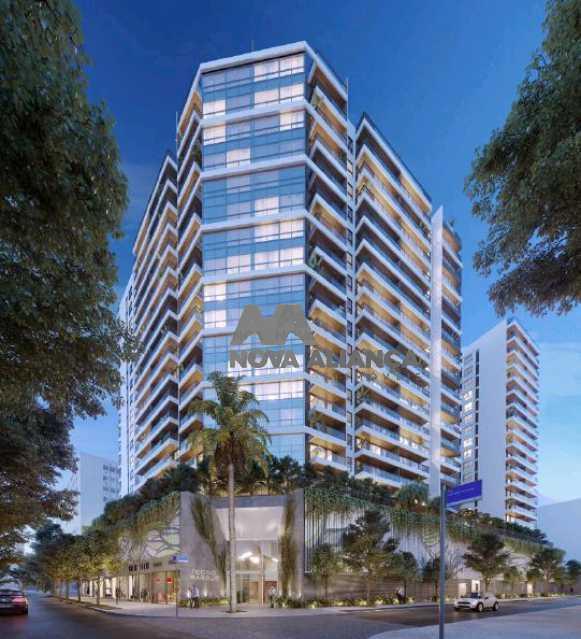 6 - Apartamento 3 quartos à venda Flamengo, Rio de Janeiro - R$ 1.400.000 - NBAP32243 - 1