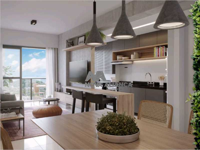 12 - Apartamento 3 quartos à venda Flamengo, Rio de Janeiro - R$ 1.400.000 - NBAP32243 - 6
