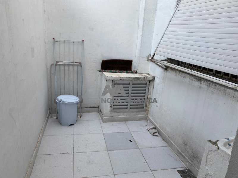 PL 26. - Casa de Vila à venda Rua Pompeu Loureiro,Copacabana, Rio de Janeiro - R$ 780.000 - NICV20010 - 27