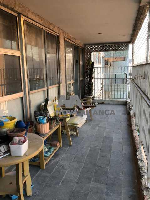 9 - Apartamento à venda Avenida Marechal Henrique Lott,Barra da Tijuca, Rio de Janeiro - R$ 780.000 - NBAP22377 - 3