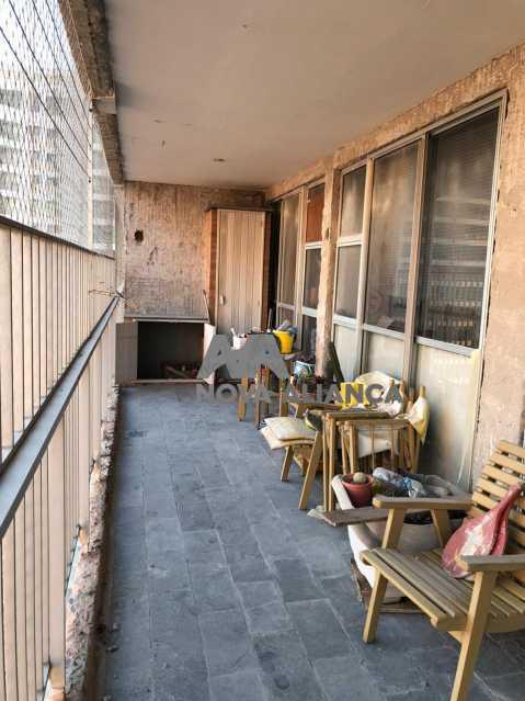 12 - Apartamento à venda Avenida Marechal Henrique Lott,Barra da Tijuca, Rio de Janeiro - R$ 780.000 - NBAP22377 - 1