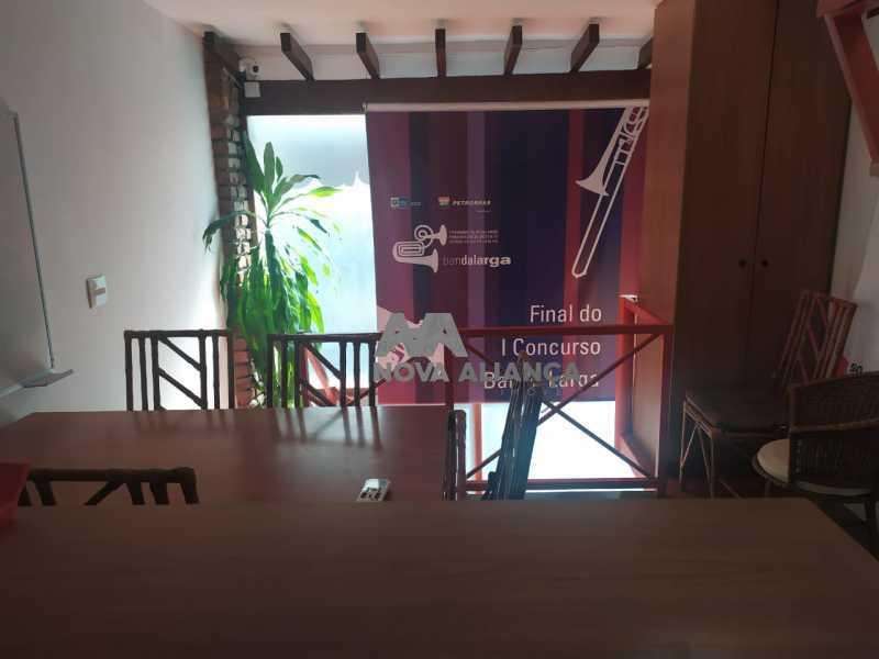 WhatsApp Image 2020-10-29 at 1 - Casa de Vila 3 quartos à venda Laranjeiras, Rio de Janeiro - R$ 950.000 - NFCV30027 - 16
